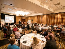Transit specialist Mark Aesch led robust roundtable discussions covering a host of topics,...