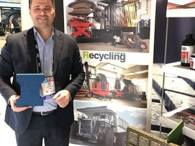 Tech International Has Solutions for Tire Recycling and TPMS