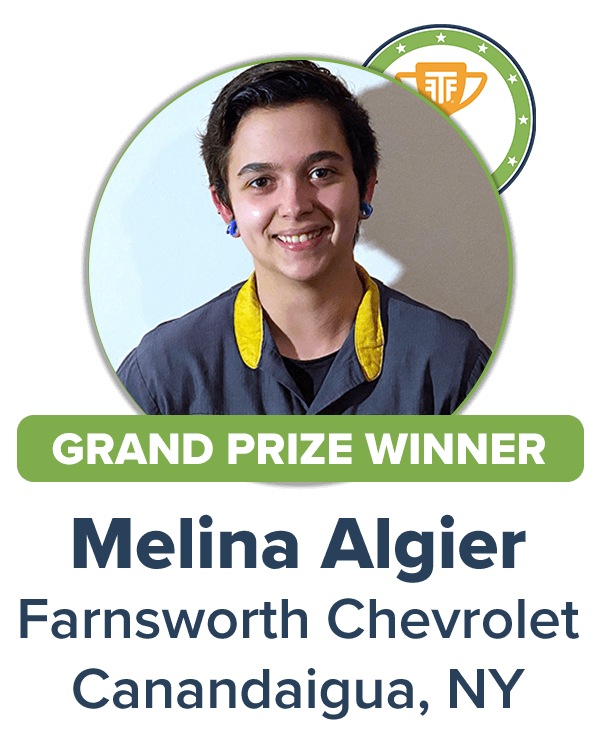 Melina Algier Is the People's Choice for Techs Rock Awards