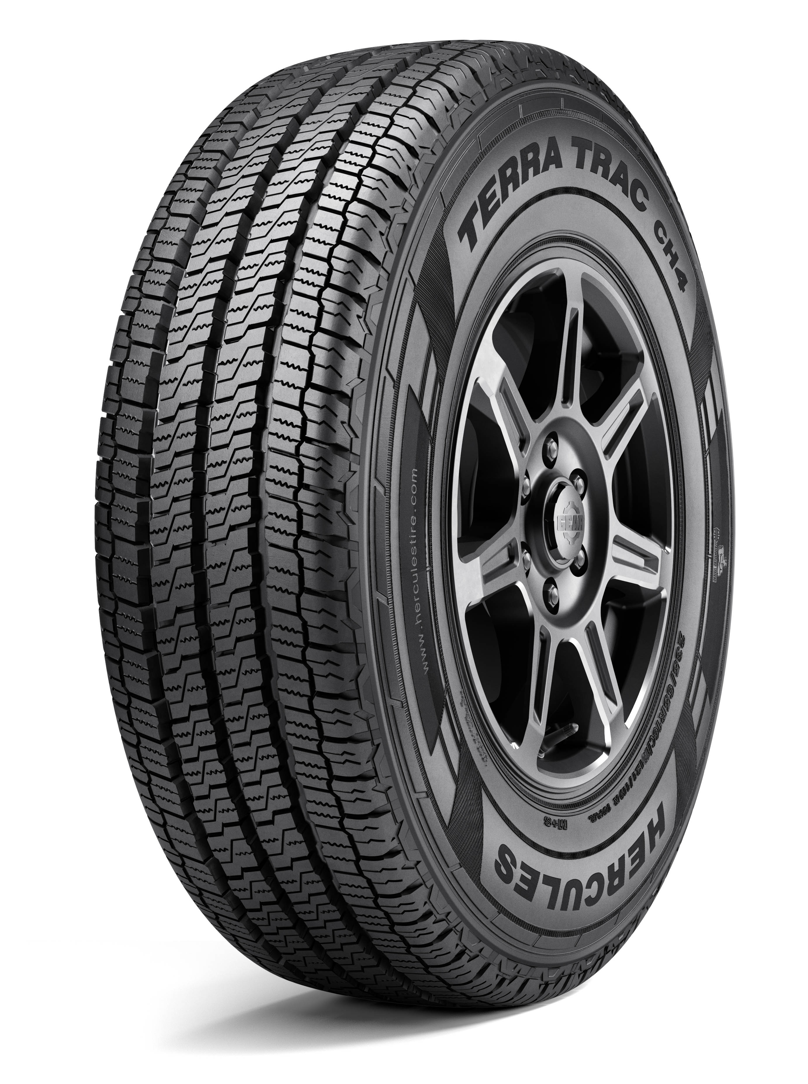 Hercules Has a New Tire for Cargo Vans and Light Trucks