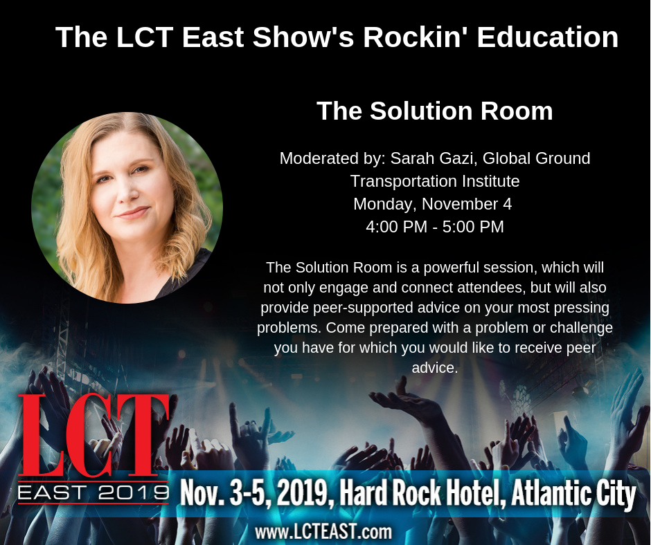 Find Answers To Any Problem At LCT East