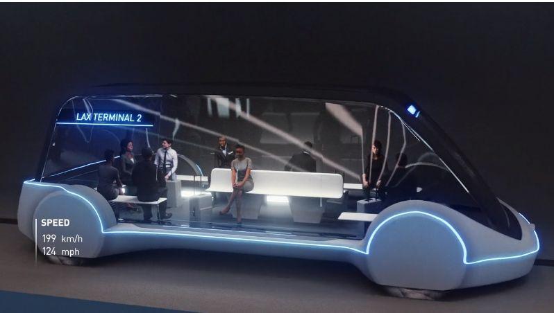[Video] Loop: High-Speed Underground Public Transportation System