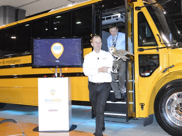 Thomas Built Buses launches new technology platform