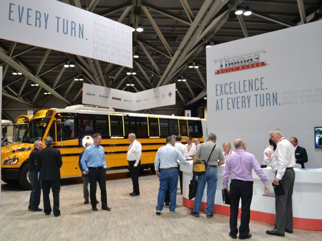 Thomas Built Buses Extends 7-Year Allison Transmission Coverage