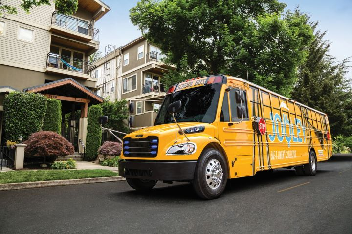 School Bus Sales Show Growing Demand for Type As, Electric