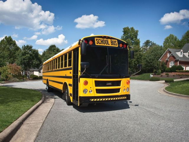 Thomas Built Buses Offers 'Facts About Fuels' Educational Materials