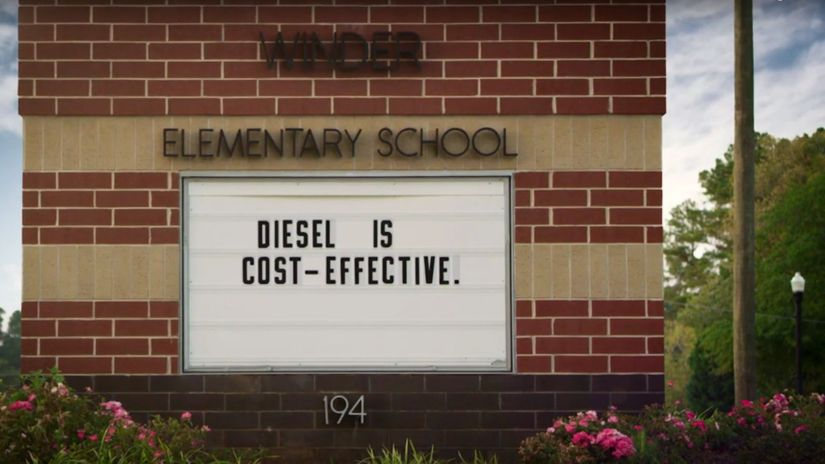 VIDEO: Thomas Built Buses - 'Diesel is Cost-Effective'