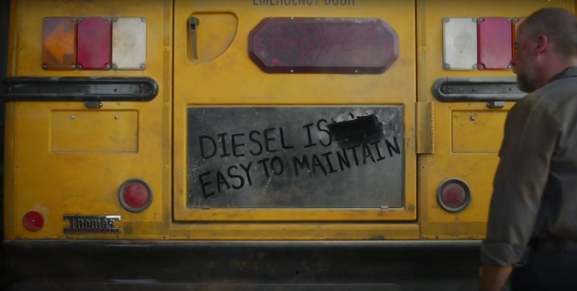 VIDEO: Thomas Built Buses - 'Diesel is Easy to Maintain'