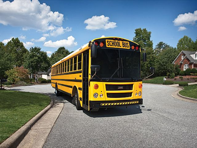 Thomas Built Buses adds FuelSense as standard equipment