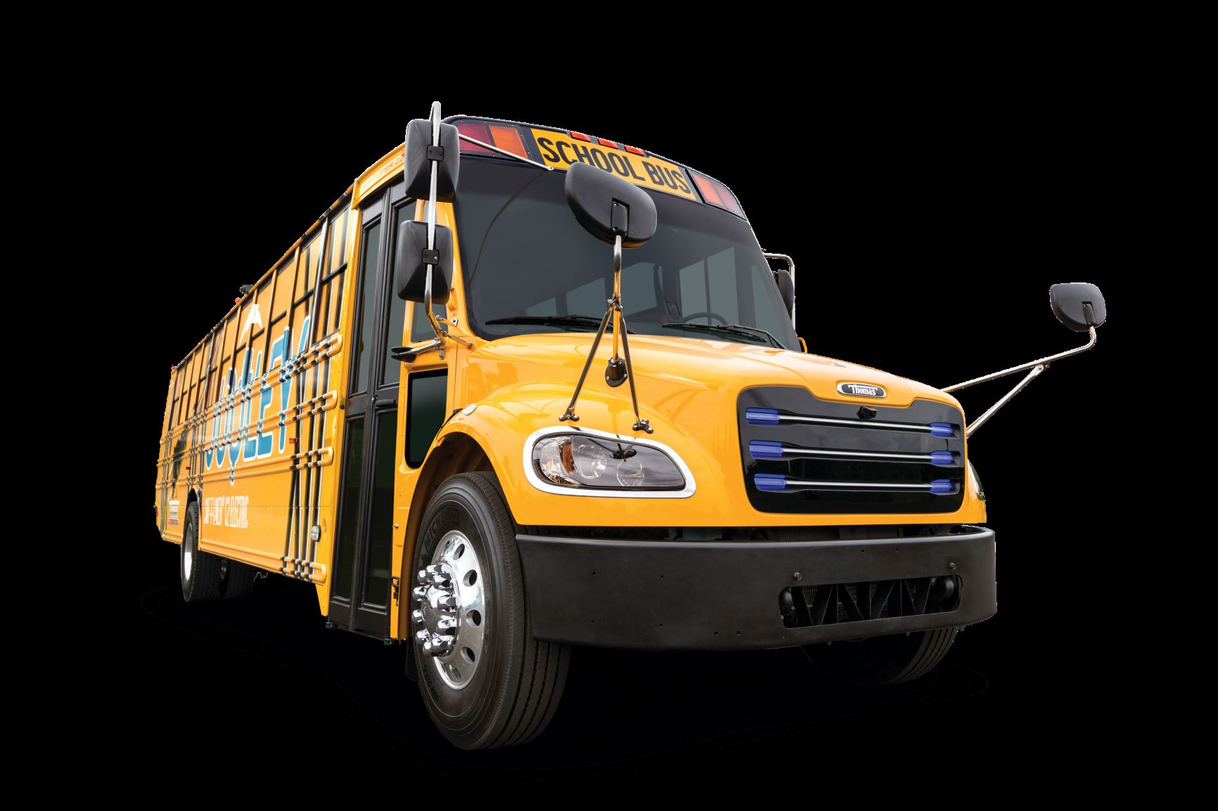 Thomas Built Buses Features 'Powering Possibilities' at NAPT