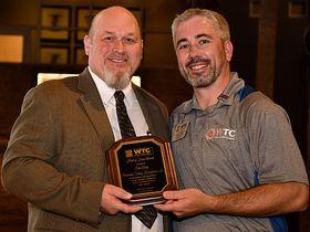 Dietz Presented With WTC Lifetime Achievement Award