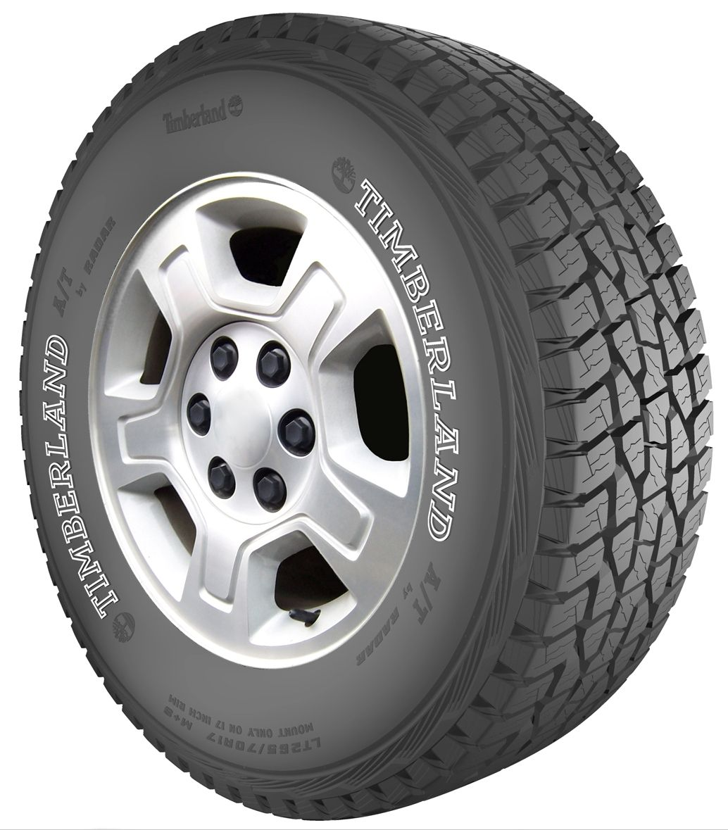 A New Timberland Tire, and More Sizes of the Timberland Cross