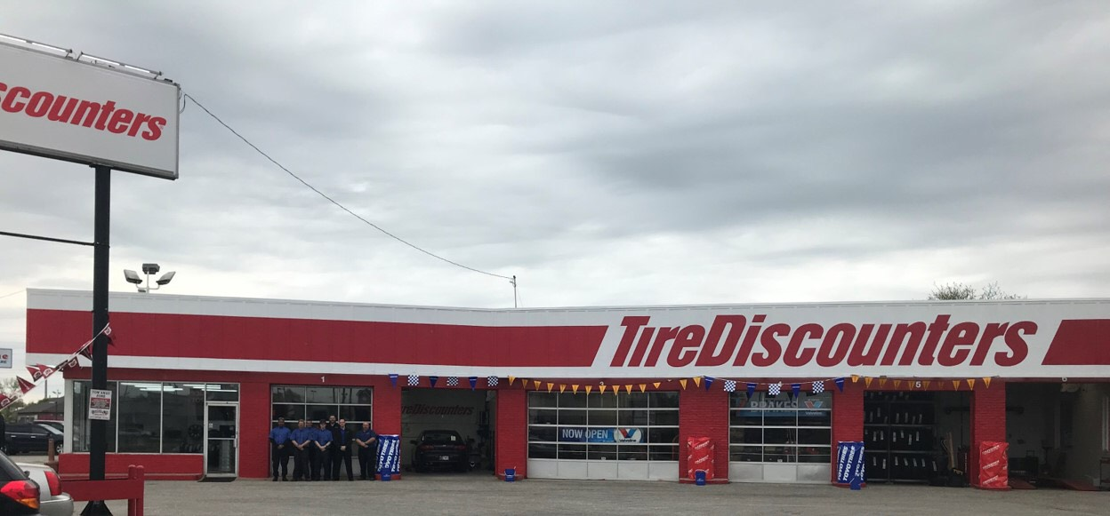 Tire Discounters Enters Indianapolis Market With a Training Center