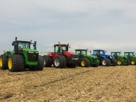 Titan Adds Equipment Rodeo to Its Farm Progress Show Activities