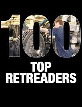 2019 MTD Top 100 Retreaders in the U.S.