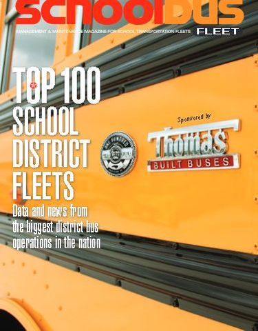 Top 100 School District Fleets of 2016
