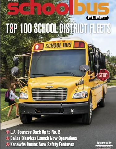 Top 100 School District Fleets of 2018