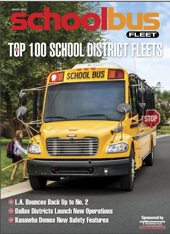 Top 100 School District Fleets of 2018