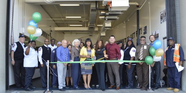 [Photos] Torrance Transit launches to 'Commit to Get Fit' program
