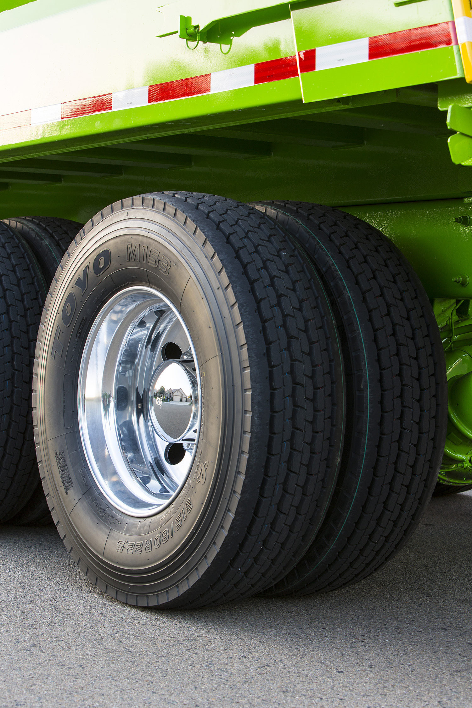 Toyo introduces heavy-duty steer tire