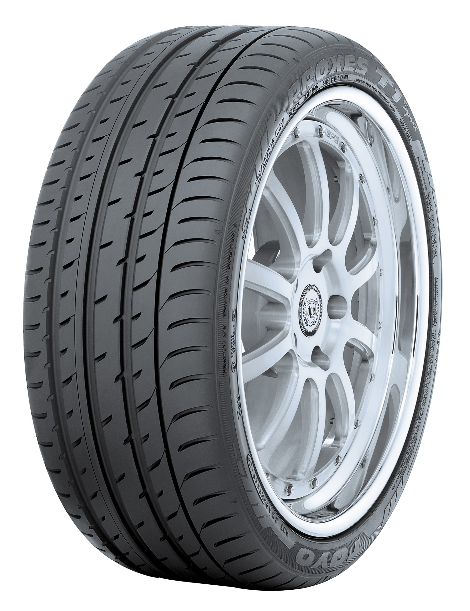 Toyo debuts Proxes T1 Sport UHP tire