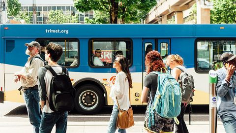 How can transit enhance the customer experience?