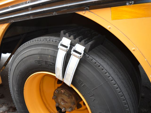NYC School Buses to Be Equipped With Tire Traction Device