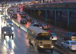 The number of overall traffic fatalities reported at the end of 2009 was the lowest since 1954. Photo credit: www.flickr.com/photos/mattblaze / CC BY-NC-ND 2.0