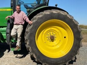 Trelleborg Unveils Tire for Rice Farming