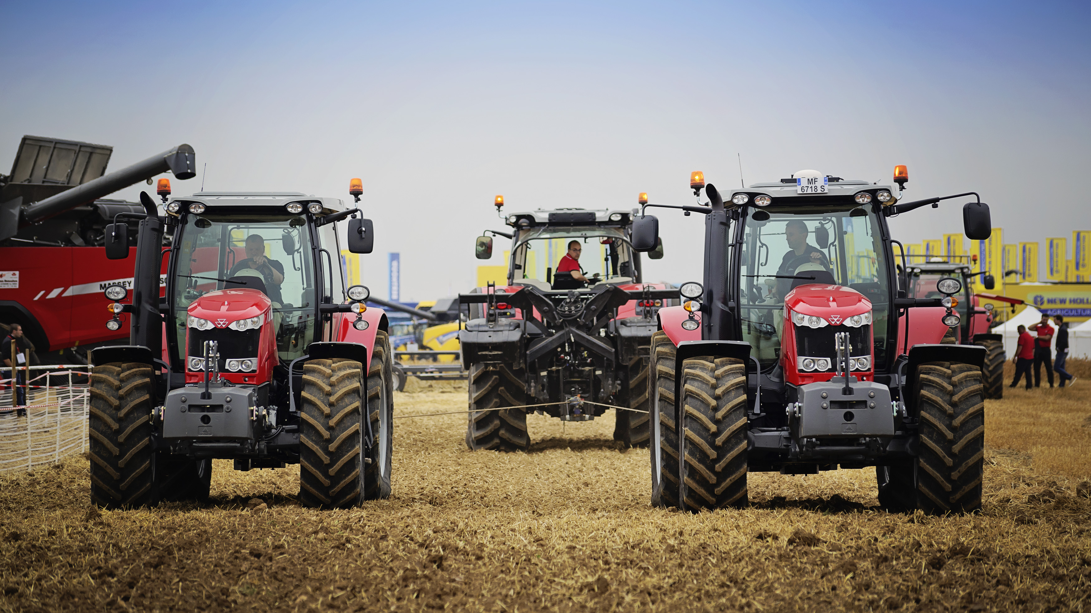 Trelleborg Is OE Option on Finalist for Tractor of the Year