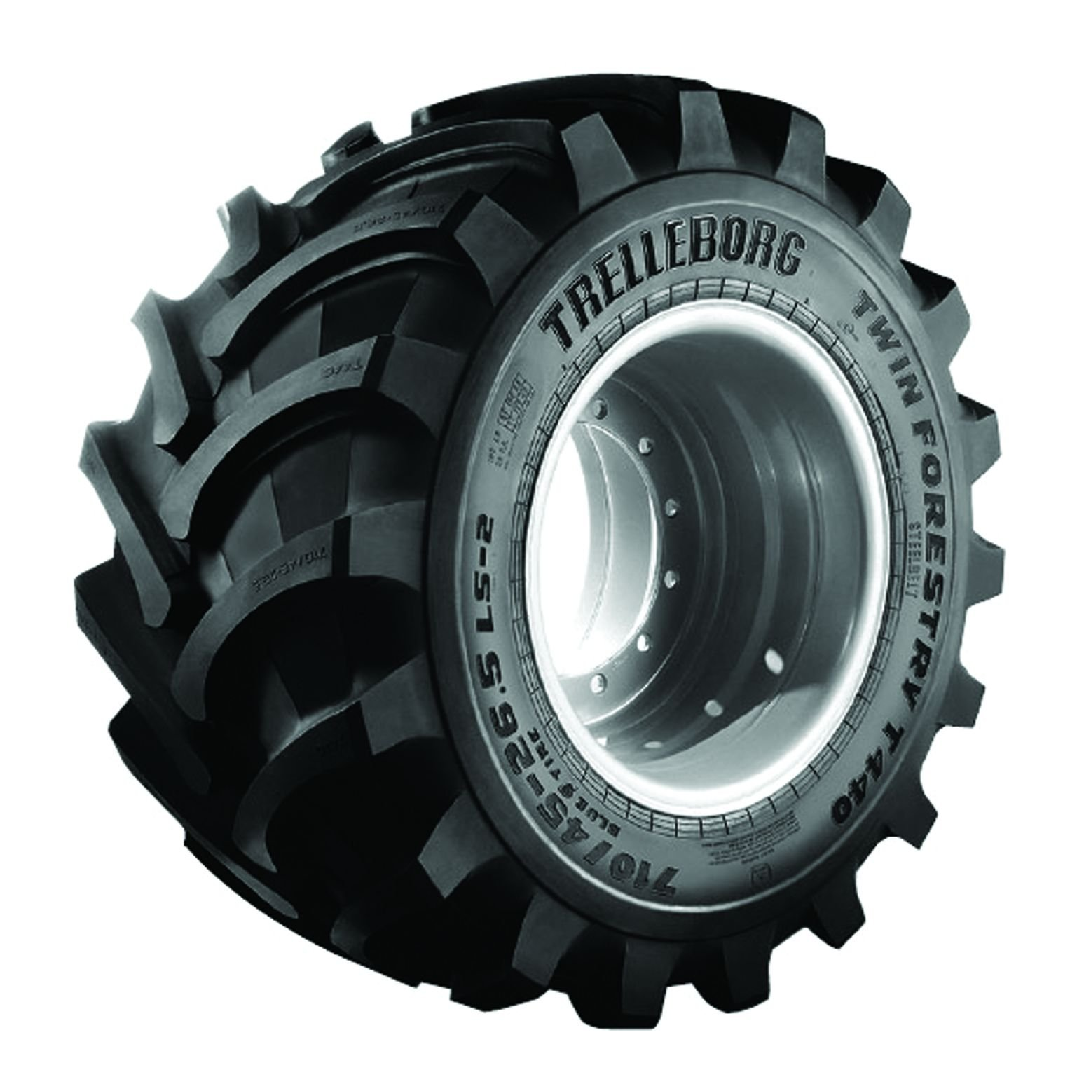 Improvements in Trelleborg Forestry Tires