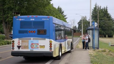 [Video] TriMet low-income fare program helps man 'start over'