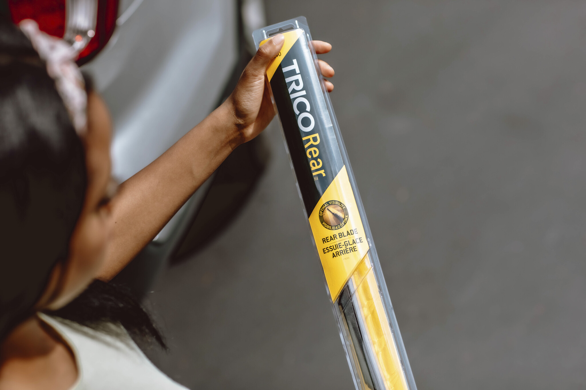Trico Offers Rear Beam Wiper Blades