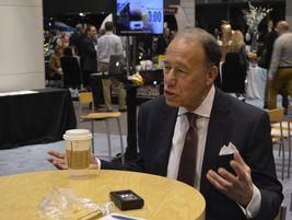 UMA's President/CEO Vic Parra