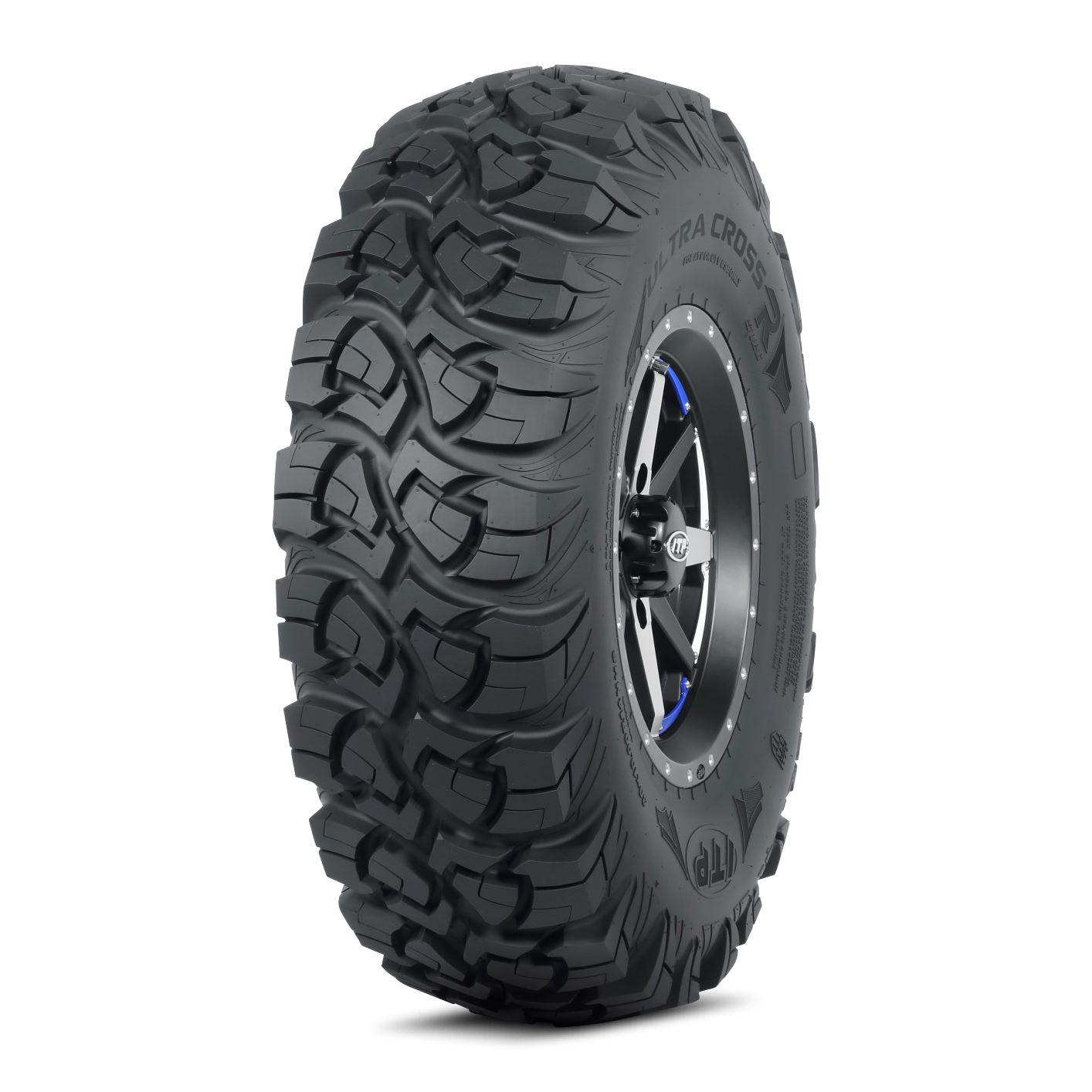 Carlstar's ITP Ultra Cross R Spec Tire Has a New Design