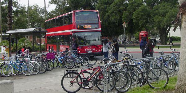 Green fleet helps UC Davis adhere to strict standards