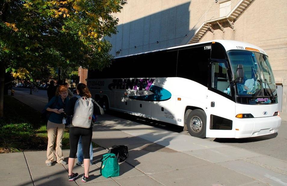U. of Michigan shuttle looks to increase ridership