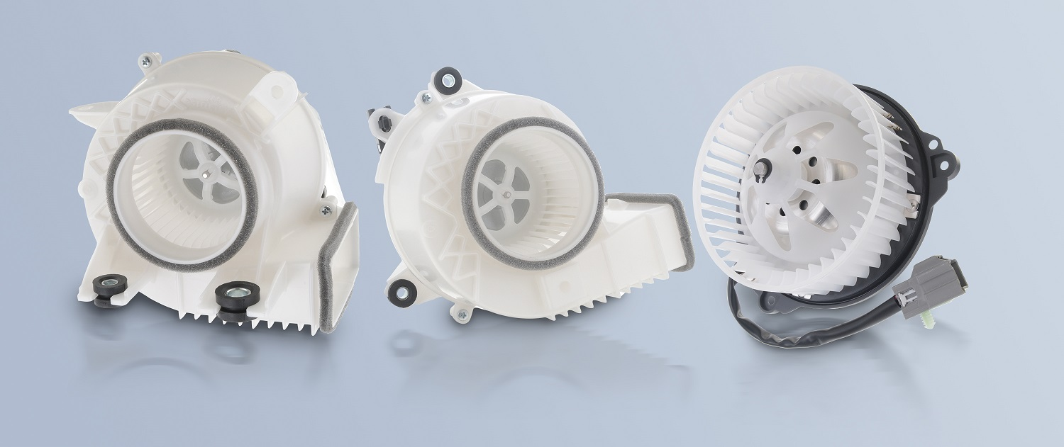 Continental Offers VDO Hybrid Battery Cooling Fans