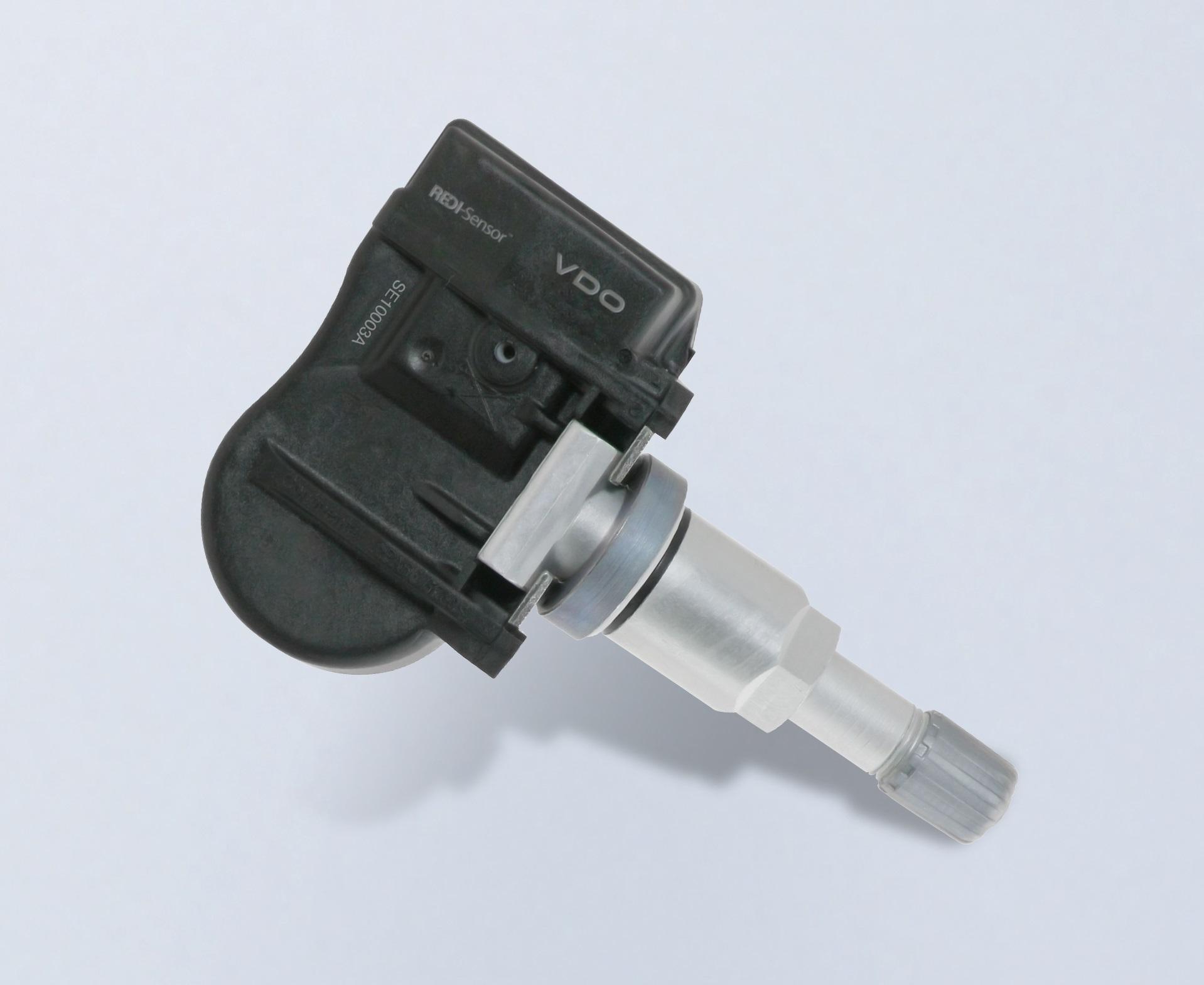 VDO TPMS Sensor Covers More Than 20 Million Vehicles