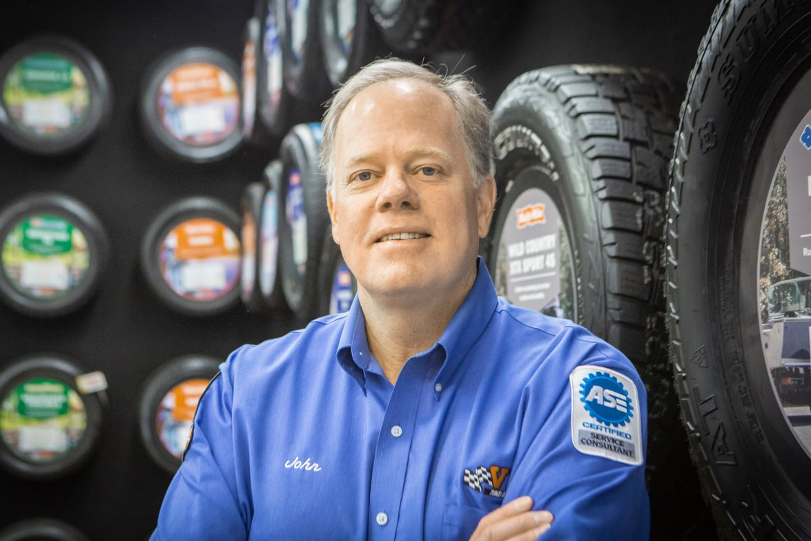 John Quirk is a third-generation tire dealer, and chairman and CEO of VIP Tires & Service....