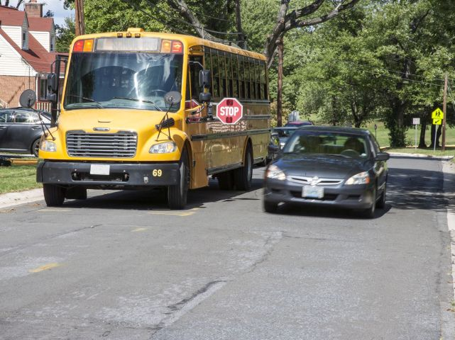 6 of 8 School Bus Stop Fatalities Caused by Other Vehicles in 2016-17