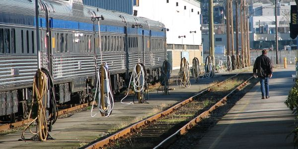 For rail, maintaining full visibility into the state of capital assets is essential to service...