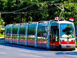 Vienna, Austria streetcar - Justin Swan - 2011 - Flickr