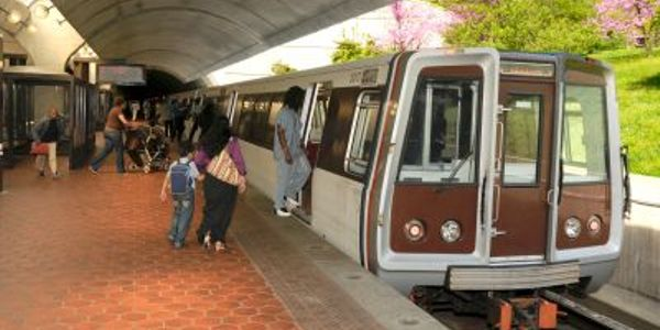 To date, 80 of WMATA's 100 miles of tunnel track have cellular and data service available for...
