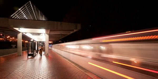 WMATA's total rail ridership was 182 million trips, compared to 175 million in 2018, a net...