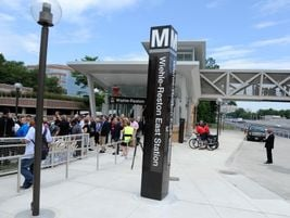 D.C. Metro Silver Line Grand Opening
