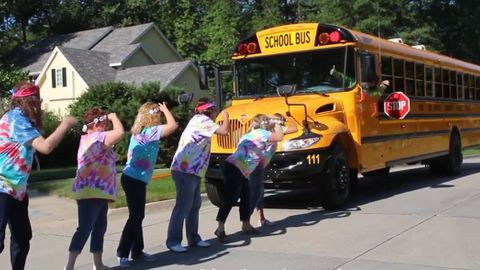 School Bus Songs: 'Follow the Rules'