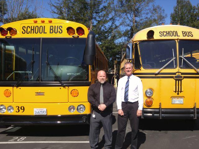School Transportation Co-op Names New Director, Expands