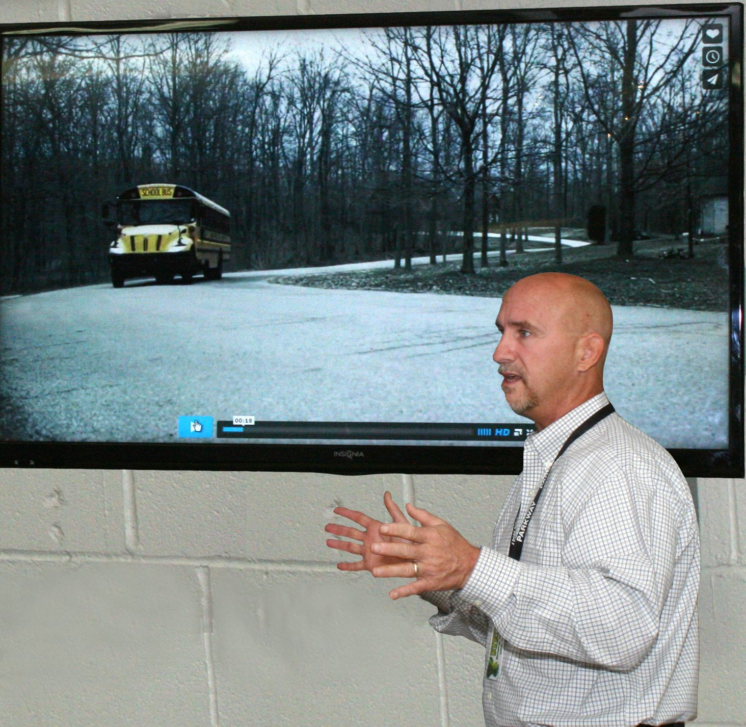 Missouri district bus drivers train on dealing with active shooters