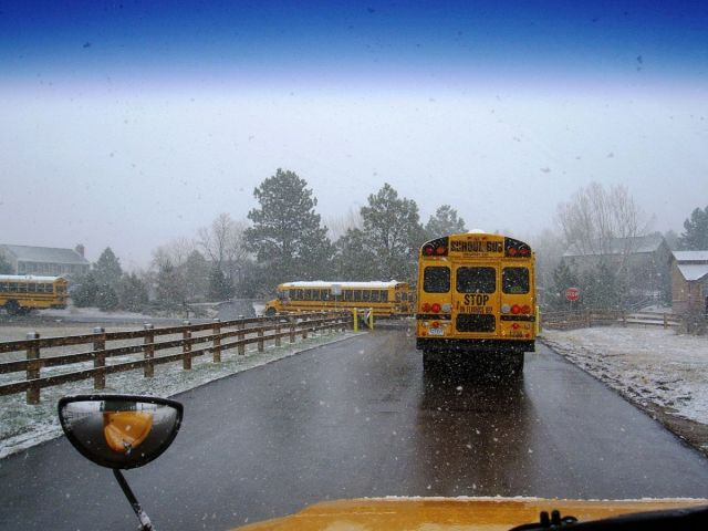 New Video Trains on Safe Winter Weather Driving